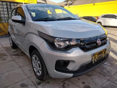 FIAT MOBI DRIVE 1.0 Flex 6V 5p PRATA Manual Flex 2018