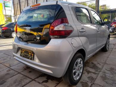 FIAT MOBI DRIVE 1.0 Flex 6V 5p PRATA Manual Flex 2018