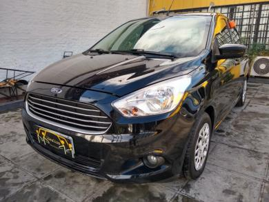 FORD Ka+ Sedan 1.0 TiVCT Flex 4p PRETA Manual Flex 2018